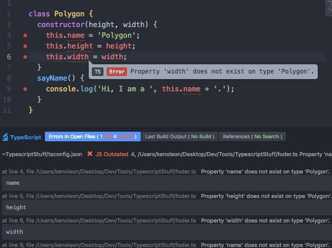 Atom-Typescript