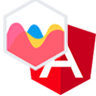 Integrating Angular ChartJs and Angular Material